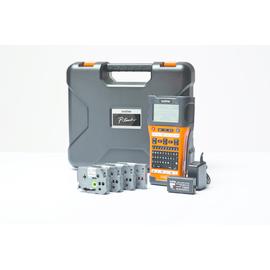 PTE550WSPZG1 Brother P-Touch E550WSP Industrielles Beschriftungsgerät+Zubehör Produktbild