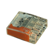 2810864 Eltropa Steckklemme 3x0,5-2,5 orange Produktbild