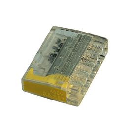 2810866 Eltropa Steckklemme 5x0,5-2,5 gelb Produktbild