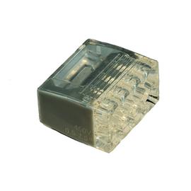 2810867 Eltropa Steckklemme 8x0,5-2,5 grau Produktbild