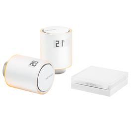 NVP-PRO Legrand Valena Life Netatmo Smartes Heizkörperthermostat Set Produktbild