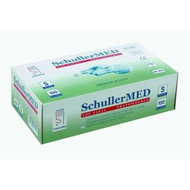 49352 Medstar Vinyl PF Einweghandschuh puderfrei Gr. M (Box=100 Stk.) Produktbild