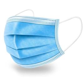 Einwegschutzmaske (non-medical) 3 lagig (Pkg.=50 Stk.) Produktbild