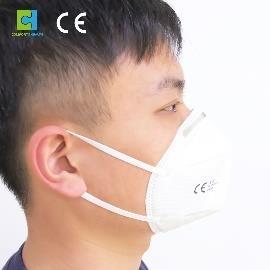 Schutzmaske KN95/FFP2 ohne Ventil (Pkg.=10 Stk.) Produktbild