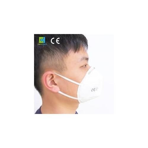 Schutzmaske KN95/FFP2 ohne Ventil (Pkg.=10 Stk.) Produktbild Front View L