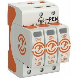 9991018 Obo V50 3 280 CombiController 3-polig 280V B+C Typ1+2 (3+1Aktionspaket Produktbild