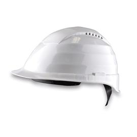 7570 Schutzhelm C3 weiß inkl. Polycarbonat-Scheibe Produktbild