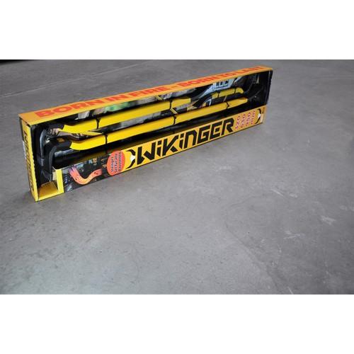 W369-SET Semloc Wikinger Nageleisen Set 1x 320mm 1x 630mm 1x 950mm Produktbild