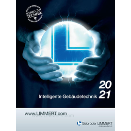 LIMMERT Intelligente Gebäudetechnik Katalog 2020/2021 Produktbild