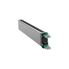 C36STPXC6XXX1G PATCHBOX 365 STP Cassette Netzwerk Kabelmanagement grün Produktbild