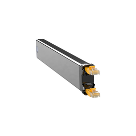 C36STPXC6XXX1Y PATCHBOX 365 STP Cassette Netzwerk Kabelmanagement gelb Produktbild