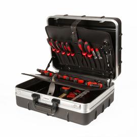 176892 Cimco Elektriker Werkzeugkoffer Limmert Edition inkl. 33  Werkzeuge Produktbild