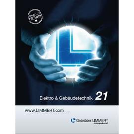 LIMMERT Elektro- und Gebäudetechnik Katalog 2021 Produktbild