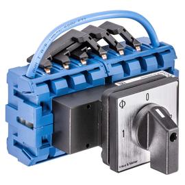 KG100.K950.E K&N 1-0-2 Umschalter 4-p. Fronteinbau Produktbild