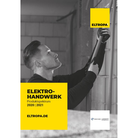 Eltropa Katalog Produktspektrum 2021 Limmertedition Produktbild