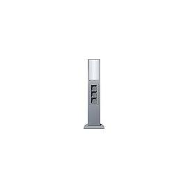 134926 Gira Energiesäule m.Licht 3xleer 769mm alu Produktbild