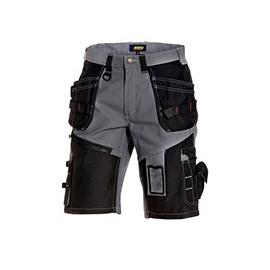 150213709499 Blakläder Handwerker Shorts X1500 GR. 50 Grau/Schwarz Cordura Produktbild