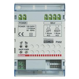 F502 Bticino SCS REG Verstärker Produktbild