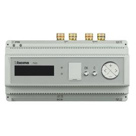 F503 Bticino SCS REG Verstärker 2 x 30W Produktbild