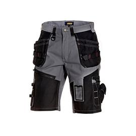150213709499 Blakläder Handwerker Shorts X1500 GR. 52 Grau/Schwarz Cordura Produktbild