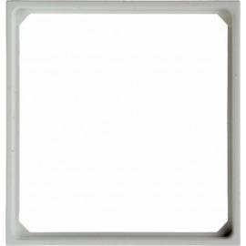 11099089 Berker S1 Adapterring polarweiss glänzend Produktbild