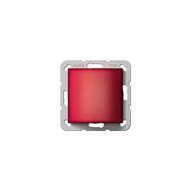 294000 Gira Zimmersignalleuchte rot System 55 Produktbild