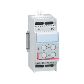 003659 Legrand Dimmer 600W 2TE Phasenanschnitt Produktbild