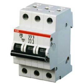2CDS253001R0504 STOTZ S203-C50 Leitungs-Schutzschalter 3P 50A Produktbild
