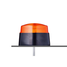D118521004 Auer Blitzleuchte XB2 Orange 12VDC Produktbild