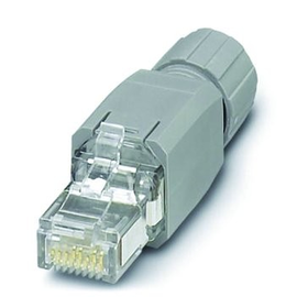 1656725 PHÖNIX Quickon Steckverbind. VS-08-RJ45-5-Q/IP20 Produktbild