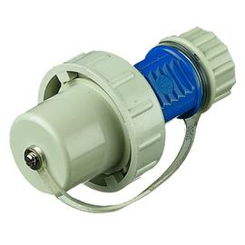 AM 10828 MENNEKES Schuko-Stecker 16A IP68 Produktbild