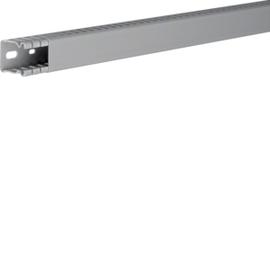 BA63002507030B Hager Verdrahtungskanal 30x25xx2000 OT/UT Grau Produktbild