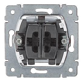 775810 Legrand Taster Wechsler 1-pol.+ Wechselschalter 1-pol. Einsatz Produktbild