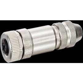 7000-14021 Murrelektronik Buchse M12 gerade 5pol. Produktbild