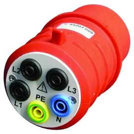2743806 Fluke DAA-16 Amprobe Drehstrom Adapter 16A Produktbild