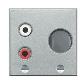HC4560 Bticino UP-Vorverstärker aluminium Produktbild