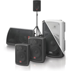 PRO-800 RCS Pro-Sound 2-Weg LS 100/150W Produktbild