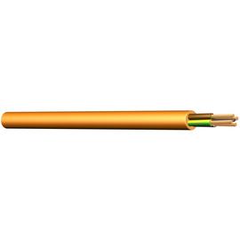 H07BQ-F 3G1,5 ORANGE PUR-Baustellenleitung mit Aufdruck: Produktbild