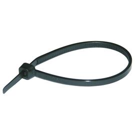 262638 HAUPA Kabelbinder sw 610x9mm UV beständig Produktbild