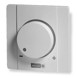 00236-002 Helios ESU 1 Drehzahlsteller unterputz Produktbild