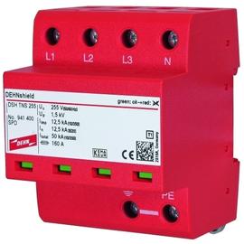941400 DEHN Basis-Kombiableiter Typ 1 DEHNshield f. 3phasige TN-S-Systeme Produktbild