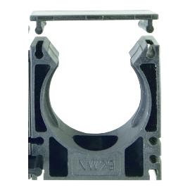 48221053 SCHLEMMER Wellschlauchhalter NW 14+16 schwarz Produktbild