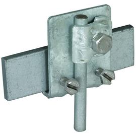 365020 Dehn Falzklemme mit Klemmbock zum Unterhaken an Falzen St/tZn 6-10mm Produktbild