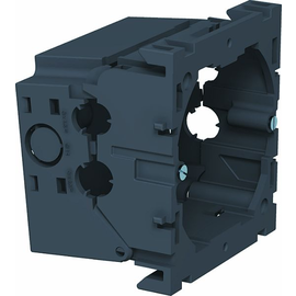 6288610 OBO 71GD6 Geräteeinbaudose 1-Fach f. GK Brüstungskanal Frontrastend Produktbild