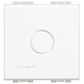 N4951 Bticino Blindabdeckung 2 Mod. Produktbild