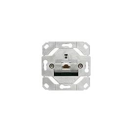 245100 GIRA Netzwerkanschlussdose Kat 6a 1-fach Produktbild