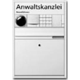 016255 Siedle BGU 611-4/4-0 W Gehäuse Unterputz zur Aufnahme v. BKM 611-4/4 Produktbild