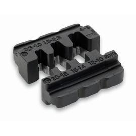 106013 Cimco Pressprofileinsatz für Blanke Flachstecker 0,5-6mm² Produktbild
