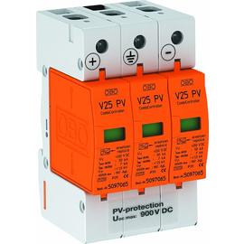 5097447 Obo Photovoltaik Komplett- block V25-B+C 3-PH900 Produktbild