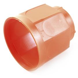 0026288 DIETZEL Agd/M Abzweiggrossdosen Mittelteil orange Produktbild